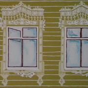Petersburg 2, Acryl auf Leinwand 50x70cm  (verkauft)