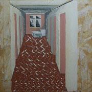 Gastiniza - Acryl auf Leinwand 50x70cm - 200,-€