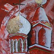 Zerkov - Acryl auf Leinwand 50x70cm 400,-€