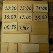 Öffnugszeitenschild NFH
