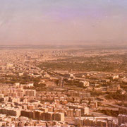 Damas, vue du mont Quassoum