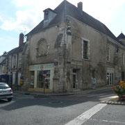 Chapelle de la Madeleine aujourd'hui transformée en magasin.