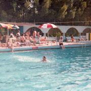 1978 - A la piscine Andalouse