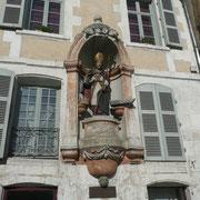 Hostellerie à l'image de St Nicoloas