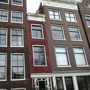 La plus petite maison d'Amsterdam