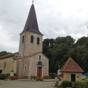 Eglise de SAINT-DIDIER-D'AUSSIAT