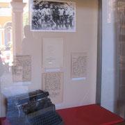 Palais Canterro, la machine à écrire du Ché