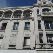 Hôtel de l'épée fut l'un des plus grands hôtels d'Auxerre sous le second Empire