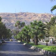 Damas, rue Abu Rummaneh