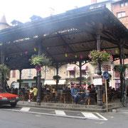La place Carnot