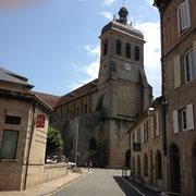 L'Abbatiale St Sauveur