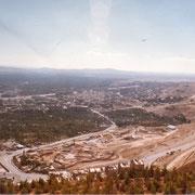 Damas, du mont Quassoum