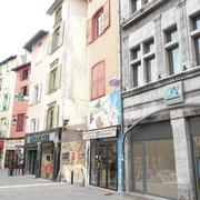 La rue Panessac