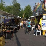 Le marché aux puces de Wterlooplein