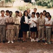 La classe de seconde au lycée St Exupéry