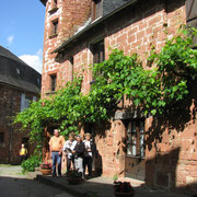 Collonges, la maison Friac