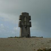 Monument à la gloire des Bretons des Forces Françaises à Penhir