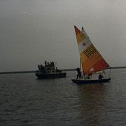 1987 - Jeux sur le lagon