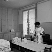Lingerie, juillet 1953
