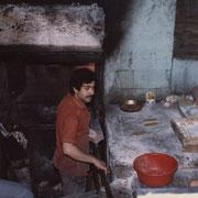 1977 - Un boulanger