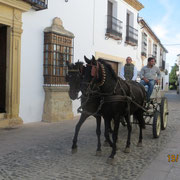 Rue principale de la ville ancienne