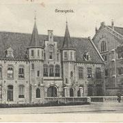 Ansichtkaart Gevangenis Leeuwarden A0160-a
