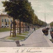 Ansichtkaart Gevangenis Leeuwarden A0033-a