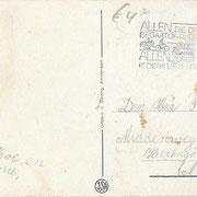 Ansichtkaart Gevangenis Leeuwarden A0153-b