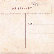 Ansichtkaart Gevangenis Leeuwarden A0029-b