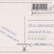 Ansichtkaart Gevangenis Leeuwarden A0080-b