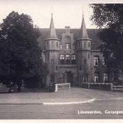 Ansichtkaart Gevangenis Leeuwarden A0101-a