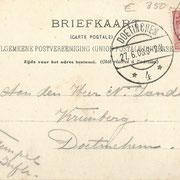 Ansichtkaart Gevangenis Leeuwarden A0137-b