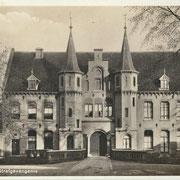 Ansichtkaart Gevangenis Leeuwarden A0150-a