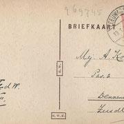 Ansichtkaart Gevangenis Leeuwarden A0116-b
