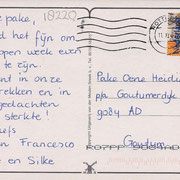 Ansichtkaart Gevangenis Leeuwarden A0075-v