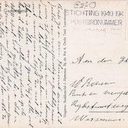 Ansichtkaart Gevangenis Leeuwarden A0108-b