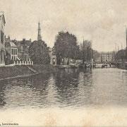Ansichtkaart Gevangenis Leeuwarden A0137-a
