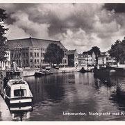 Ansichtkaart Gevangenis Leeuwarden A0038-a