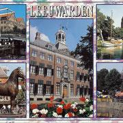 Ansichtkaart Gevangenis Leeuwarden A0135-a