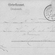 Ansichtkaart Gevangenis Leeuwarden A0144-b