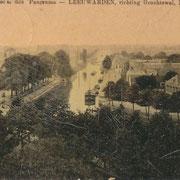 Ansichtkaart Gevangenis Leeuwarden A0140-a
