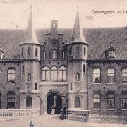 Ansichtkaart Gevangenis Leeuwarden A0039-a