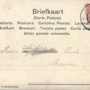 Ansichtkaart Gevangenis Leeuwarden A0158-b