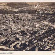 Ansichtkaart Gevangenis Leeuwarden A0123-a