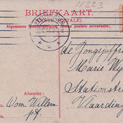 Ansichtkaart Gevangenis Leeuwarden A0007-b
