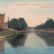 Ansichtkaart Gevangenis Leeuwarden A0020-a