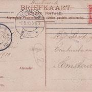 Ansichtkaart Gevangenis Leeuwarden A0086-b