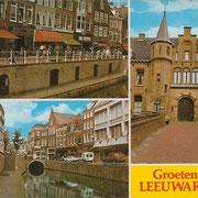 Ansichtkaart Gevangenis Leeuwarden A0077-a