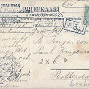 Ansichtkaart Gevangenis Leeuwarden A0132-b