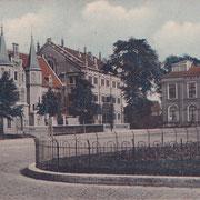 Ansichtkaart Gevangenis Leeuwarden A0115-a